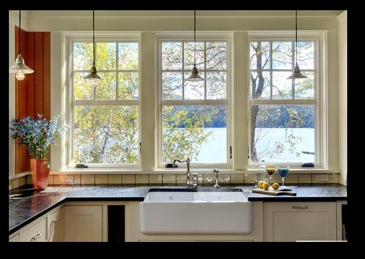 What Are The Best Window Treatments For The Kitchen? | Home ...