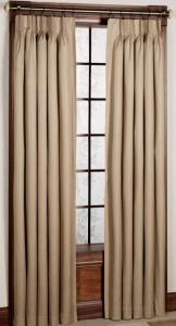 Thermal Window Treatments
