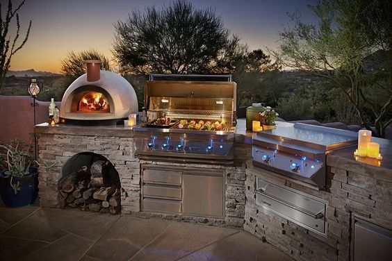 Outdoor Kitchen Ideas That Ll Have You Spending More Time Outside Home Remodeling Questions
