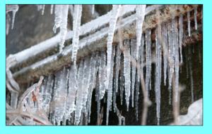 Winter Water Damage