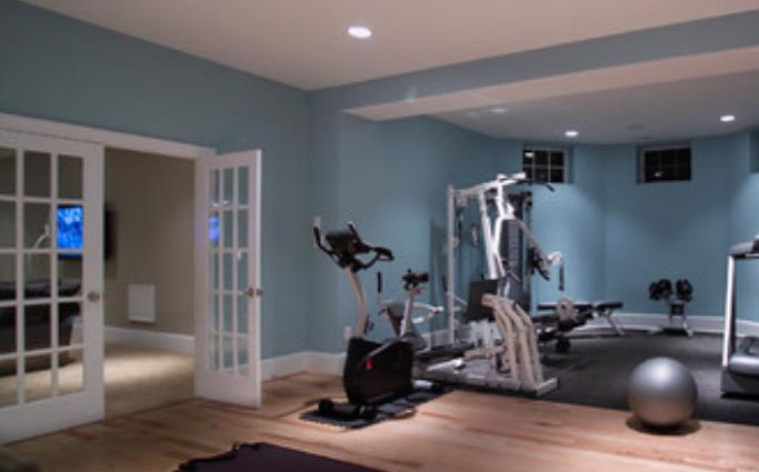 Colors For A Workout Room