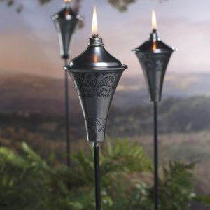 metal torches